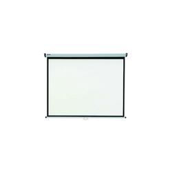 Nobo Roll Leinwand 150 x 113,8cm 5,64 kg weiß