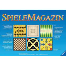 Ravensburger Spielesammlung, SpieleMagazin