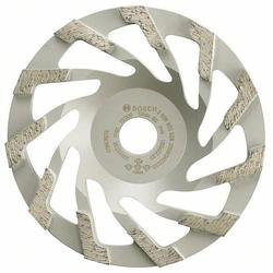 Bosch Accessories 2608603326 Diamanttopfscheibe Best for Concrete, 150 x 19 + 22,23 x 5 mm, für Hil