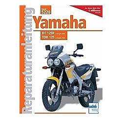 Yamaha DT 125R ab Baujahr 1990  TDR 125 ab Baujahr 1993 - Buch