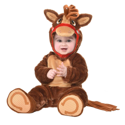 Halloween Baby Pony Pal Halloween Costume 12-24M, Adult Unisex, Size: 12-18 Months 18-24 Months