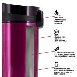 Sigg Trinkflasche Sigg Thermonbecher Miracle Mug Berry 0,3 Liter