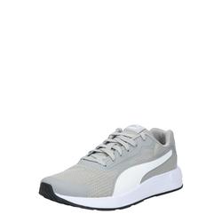 PUMA Damen Laufschuh 'Taper' weiß / graumeliert