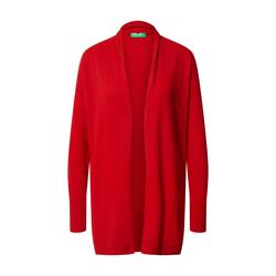 UNITED COLORS OF BENETTON Damen Cardigan rot, Größe S, 5065698