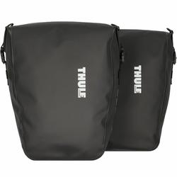 Thule Shield Pannier Fahrradtasche 25L Set 2tlg. black