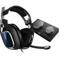 ASTRO Gaming A40 TR Headset + MixAmp Pro TR for PS4 schwarz/blau