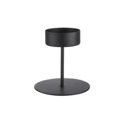 BUTLERS Kerzenhalter HIGHLIGHT Kerzenhalter für Maxi Teelicht Höhe 10cm