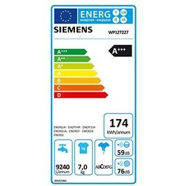 Siemens WP12T227 iQ300