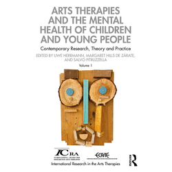 Arts Therapies and the Mental Health of Children and Young People: eBook von