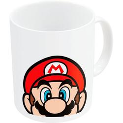 Becher Super Mario Becher weiss (325 ml)