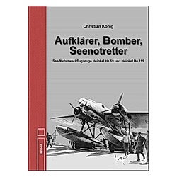Aufklärer  Bomber  Seenotretter. Christian König  - Buch
