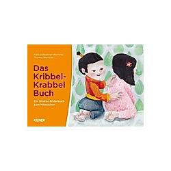 Das Kribbel-Krabbel Buch  m. Karten. Karin Kalbantner-Wernicke  Thomas Wernicke  - Buch
