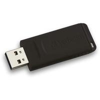Verbatim Slider 128 GB schwarz