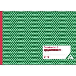 RNK Fahrtenbuch für Lkw - SD DIN A5 quer