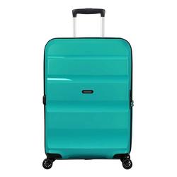 American Tourister® Trolley Bon Air DLX 4-Rollen-Trolley M 66/24 cm erw., 4 Rollen grün