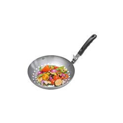 GEFU Grillpfanne Gemüse-Wok BBQ, Edelstahl (1-tlg)