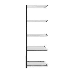 Regalfeld »Stora 100« 75 x 60 cm, Kerkmann, 75x225x60 cm
