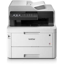 Brother MFC-L3770CDW Farb LED Multifunktionsdrucker A4 Drucker, Scanner, Kopierer, Fax LAN, WLAN, Du