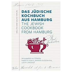 Das Jüdische Kochbuch aus Hamburg / The Jewish Cookbook from Hamburg