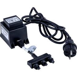 Heitronic 36340 Halogen Stecker-Transformator 12 V/AC 60W (max)