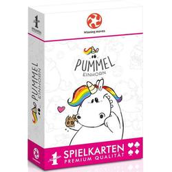Number 1, Pummeleinhorn (Spielkarten)