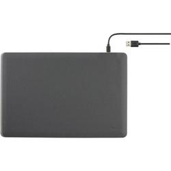Hama 'Wireless Charging' Mauspad Wireless Charging Anthrazit (B x H x T) 305 x 5 x 205mm