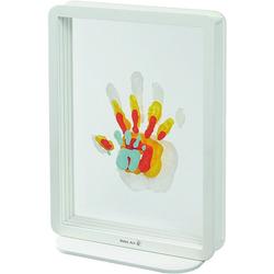 BABY ART Bilderrahmen Family Touch Plexi-Bilderrahmen, weiß