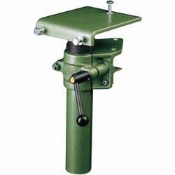 Höhenverstellgerät Schraubstocklift für 125 mm Schraubstock Farbe grün