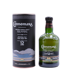Connemara 12 YO Peated Irish Whiskey 0,7L (40% Vol.)