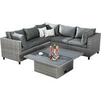 BEST Freizeitmöbel Lounge-Set Bonaire