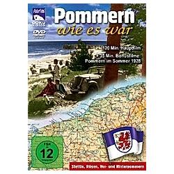 Pommern wie es war - DVD  Filme