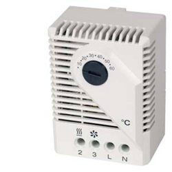 Siemens Mechanisches Thermostat 8MR2170-1A 230V (L x B x H) 38 x 50 x 67mm 1St.