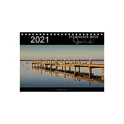 Steinhuder Meer - Steinhude (Tischkalender 2021 DIN A5 quer) - Kalender
