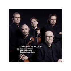 Al Ayre Español - Trio Sonatas op.2 (CD)