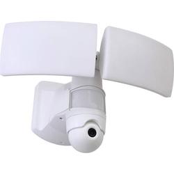 Lutec LIBRA 6324-CAM WH WLAN IP Überwachungskamera 1920 x 1080 Pixel