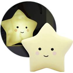 lumilu Sweet Dreams - star 52265 Nachtlicht Stern Gelb