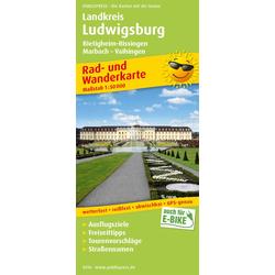 Landkreis Ludwigsburg 1:50 000
