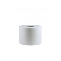 CWS Recycling Komfort Toilettenpapier, 3-lagig, weiß, Hochwertiges Toilettenpapier aus 100% Recycling-Papier, 1 Paket = 9 x 8 Rollen = 72 Rollen à 250 Blatt