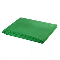 vidaXL Fotohintergrund vidaXL Fotohintergrund-System grün 600 cm