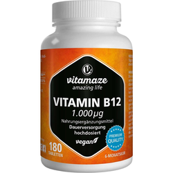 Vitamaze Vitamin B12 1.000 µg Tabletten