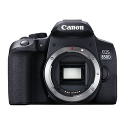Canon EOS 850D Spiegelreflexkamera (24,1 MP, Bluetooth, WLAN (WiFi)
