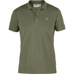 Fjällräven - Övik Polo Shirt M Green - Poloshirts - Größe: M