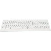 Fujitsu USB Tastatur KB521 EN/DE grau (S26381-K521-L122)