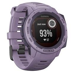 GARMIN Instinct Solar Smartwatch lila