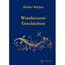 Wundersame Geschichten als Buch von Detlev Stäcker