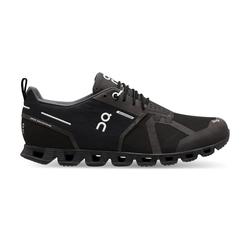 ON Laufschuhe Damen Cloud Waterproof Black