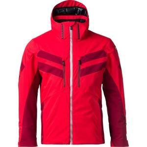 Rossignol Ski Jkt Herren Skijacke M Sport, Rot