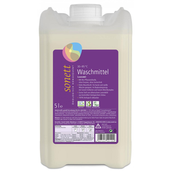 Sonett Waschmittel Lavendel Baustein I 5 Liter