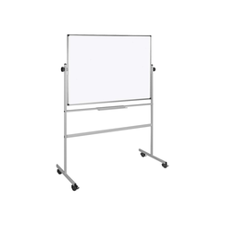 Bi-Office Mobiles Whiteboard lackiert 120 x 90 cm