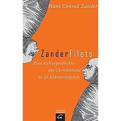 Zanderfilets. Hans C. Zander  - Buch